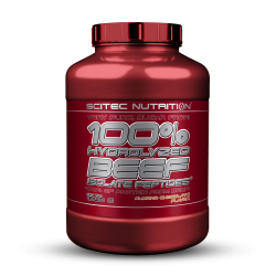 100% Hydrolyzed Beef Isolate Peptides - Scitec Nutrition