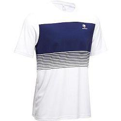 Artengo Tenisové Tričko Soft 100 Bílé
