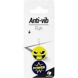 Artengo Tenisový Vibrastop Fun Žlutý