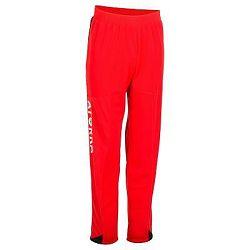 Atorka Kalhoty H500 Červeno-Černé