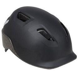 B'Twin Cyklistická Helma 100 Černá