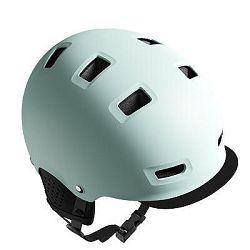 B'Twin Cyklistická Helma 500 Zelená