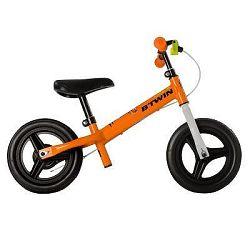 B'Twin Odrážedlo Runride 500 Oranžové