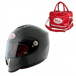 Bell Carbon Solid Matte S (55-56)