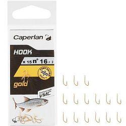 Caperlan Háček Gold Zlatý