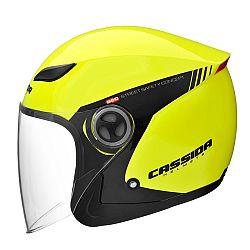 Cassida Reflex Safety černá-fluo žlutá - XS (53-54)