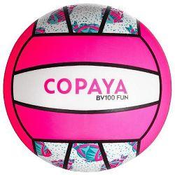 Copaya Míč Bv100 Fun Bílo-Růžový