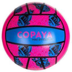 Copaya Míč Bv100 S1 Růžovo-Modrý