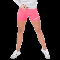 Dámské fitness šortky Fly-By Pink - GymBeam