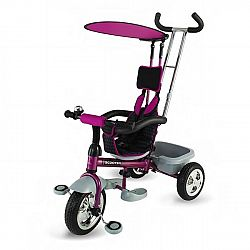 DHS Scooter Plus fialová
