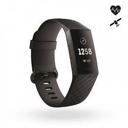 Fitbit Fitbit Charge 3 černý