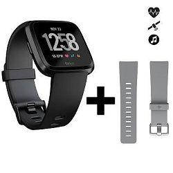 Fitbit Fitbit Versa Černé + strap