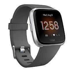 Fitbit Versa Lite Charcoal/Silver Aluminum