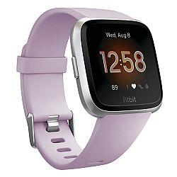 Fitbit Versa Lite Lilac/Silver Aluminum