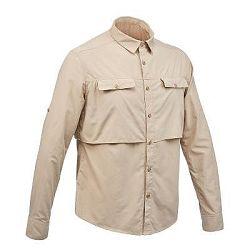 Forclaz Košile Desert 500 Béžová