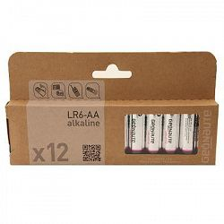 Forclaz Sada 12 Baterií Lr06-AA