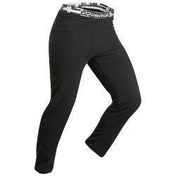 Forclaz Spodní Kalhoty Trek 100 Černé