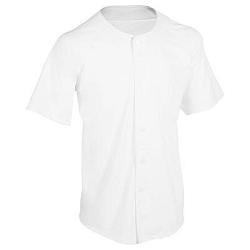 Kipsta Baseballový Dres BA 550 Bílý