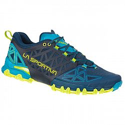 La Sportiva Bushido II Opal/Apple Green - 42