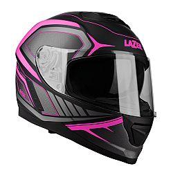 Lazer Rafale Hexa Black-Pink-Matt - XS (53-54)