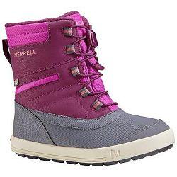 Merrell Dívčí Vysoké Boty Snowdrift