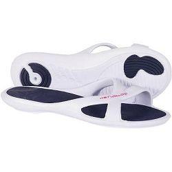 Nabaiji Dámské Pantofle Bílé