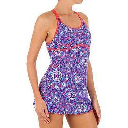 Nabaiji Jednodílné Plavky Riana Dress