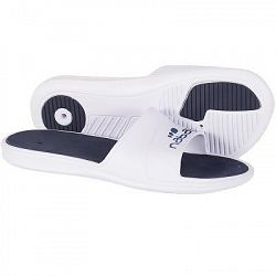 Nabaiji Pánské Pantofle Bílé