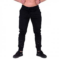 Nebbia Gym Hero Joggers 153 Black - M