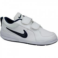 Nike Dětská Tenisová Obuv Pico Bílá