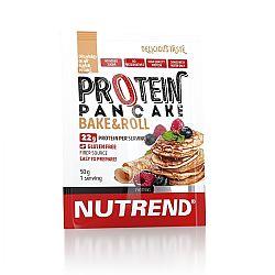 Nutrend Protein Pancake 50g čokoláda-kakao
