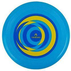 Olaian Frisbee D90 circle modré