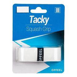 Opfeel Squashový Grip Tacky Bílý