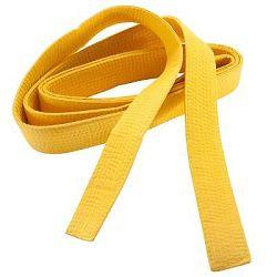 Outshock Prošívaný Pásek 3,1 M Žlutý