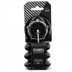 Oxelo 4 Kolečka 70 MM 80A