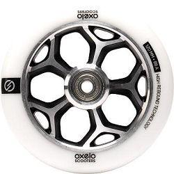 Oxelo Kolečko 120 MM Bílo-Černé