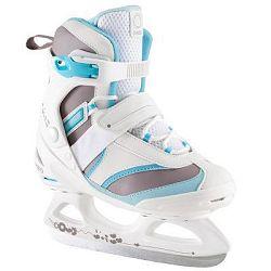 Oxelo Lední Brusle Fit 3 Bílo-Modré