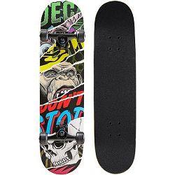 Oxelo Skateboard Mid500 Monkey