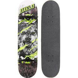 Oxelo Skateboard Mid500 Wolf Zelený