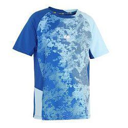 Perfly Badmintonové Tričko 860 Modré