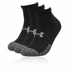 Ponožky Heatgear Locut Black - Under Armour