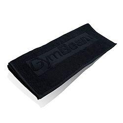 Ručník do fitka černý - GymBeam