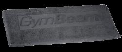 Ručník do fitka šedý - GymBeam