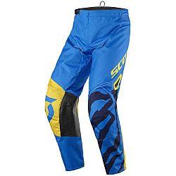 Scott (moto) 350 Race Kids Blue-Yellow - M (140)