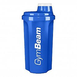 Šejkr modrý 700 ml - GymBeam