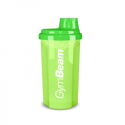 Šejkr zelený 700 ml - GymBeam