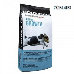 Solognac Krmivo Junior Growth 2 KG