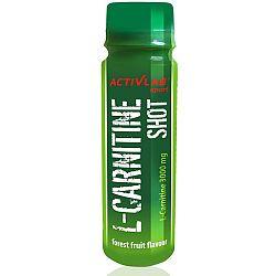Spalovač tuků L-Carnitine Shot 80 ml - ActivLab