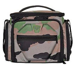Sportovní taška na jídlo The Shield Camo - Fitmark