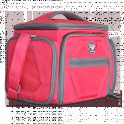 Sportovní taška na jídlo The Shield Pink - Fitmark